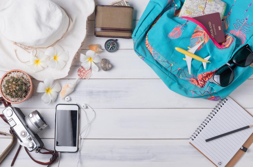 Vacaciones, smartphone